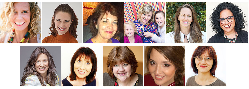 Mums in Business Online Summit Speakers